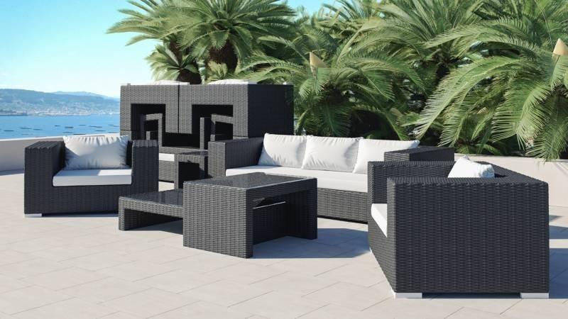 Zestaw wypoczynkowy do ogrodu Matelia V360