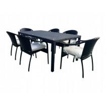 Zestaw stołowy do ogrodu Marzato L Y514