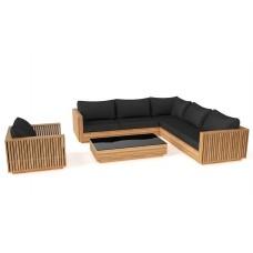 Zestaw wypoczynkowy do ogrodu Piano V381