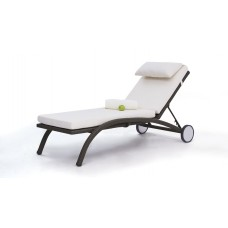 Leżak ogrodowy Basu V266
